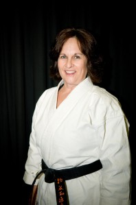 Sensei joan Adams